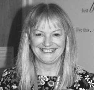 Dr Tracey Cooper MBE