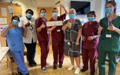 Barkantine Birth Centre during COVID-19