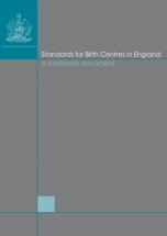 RCM Birth Centres Standards-UK